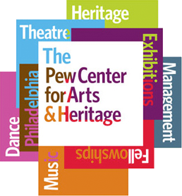 Pew Center for Arts & Heritage Logo